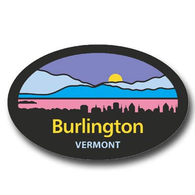 Burlington Vermont Euro (SKU 123184211085)