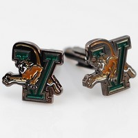 V/Cat Black Nickel Cufflinks