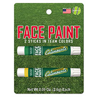 Green & Gold Face Paint