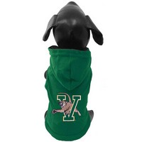 Polar Fleece Hooded Dog Jacket