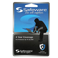 Safeware 4Yr Coverage Up To $2000