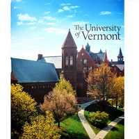 Uvm Coffee Table Book