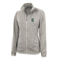 Women's Seal Heathered Fleece Full Zip