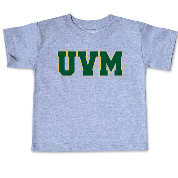 Kids Uvm T-Shirt (SKU 123566451036)