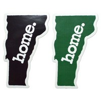 Home Vermont Sticker