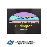 Burlington Vermont Magnet