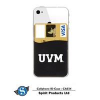 UVM Cellphone ID Sleeve