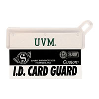 Card Guard With Spellout