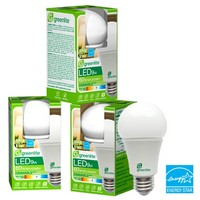 6 - 11 Watt L.E.D. Bulbs