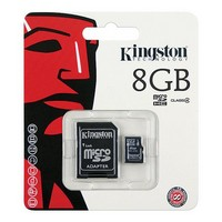 Kingsdton Micro Sd Cards W/Adapter