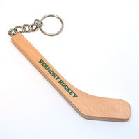 Hockey Stick Keychain