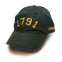 Legacy Arched 1791 Relaxed Twill Hat