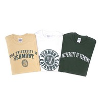 Basics Line T-Shirt 3 Pack Gold/Forest/White