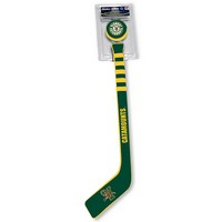 Baden Youth Soft Hockey Stick & Puck Set