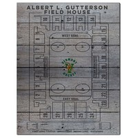 Gutterson Field House Pallet Map