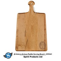 J.K. Adams Maple Paddle Serving Board
