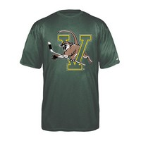 Badger Youth Hockey V/Cat Performance Tee