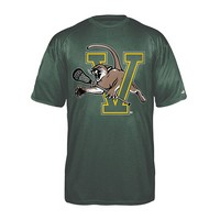 Badger Youth Lacrosse V/Cat Performance Tee