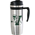 DOUBLE WALL V/CAT TRAVEL MUG WITH HANDLE