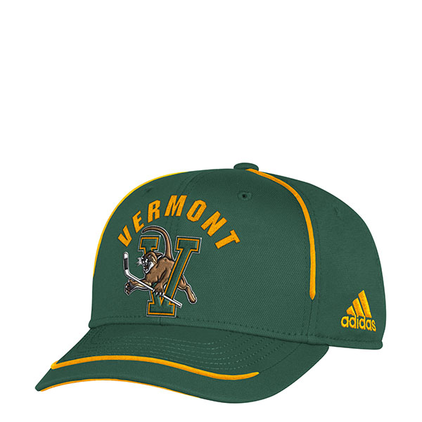 Adidas Vermont Hockey V/Cat Structured Micro Pique Hat (SKU 124785211128)