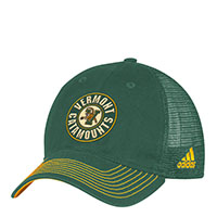 adidas SIZED V/CAT CIRCLE LOGO MESHBACK FLEX FIT HAT