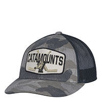 Adidas Camo Catamounts Hockey Sticks Meshback