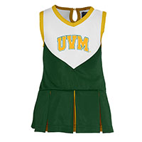 Garb Infant & Toddler Uvm Cheerleader Dress