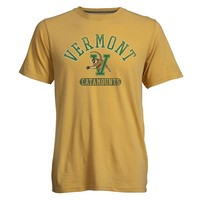 Camp David Vermont Catamounts Brushed T-Shirt