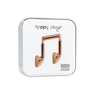Happy Plugs With Mic (SKU 124826411173)