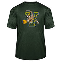 Badger Youth Basketball V/Cat Performance Tee