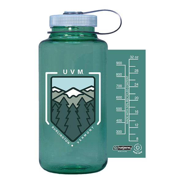 Nalgene Wide Mouth Uscape Geo Mountains Bottle (SKU 126585891134)