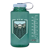 Nalgene Wide Mouth Uscape Geo Mountains Bottle