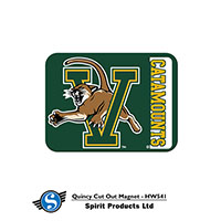 V/Cat Catamounts Cutout Large Magnet