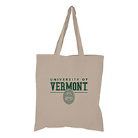 Arched Vermont Catamounts Transporter Tote
