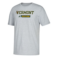 Adidas Vermont Soccer Gridiron T-Shirt