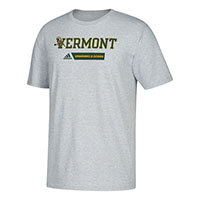 Adidas Vermont Swimming & Diving Gridiron T-Shirt