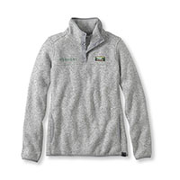 L.L.Bean Women's Vermont Sweater Fleece Pullover