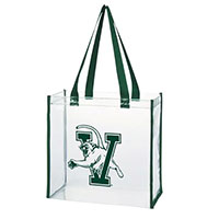 Clear V/Cat Stadium-Compliant Bag