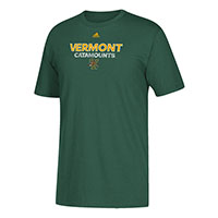Adidas Youth Vermont Catamounts T-Shirt