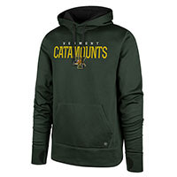'47 Brand Forward Vermont Catamounts Rush Line Hood