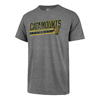 '47 Brand Club Angeled Catamounts Over Vermont T-Shirt