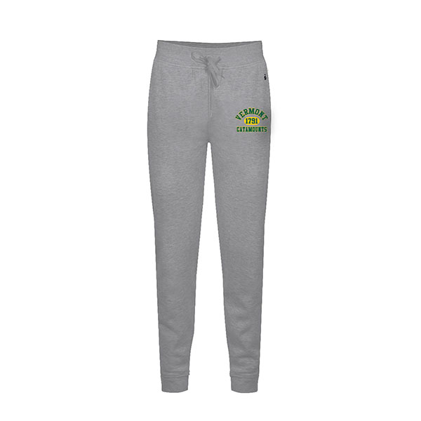 Badger Ladies Vermont Catamount Fleece Joggers (SKU 125416141071)