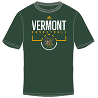 Adidas On Court Vermont Basketball T-Shirt
