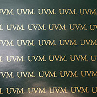 UVM Wrapping Paper