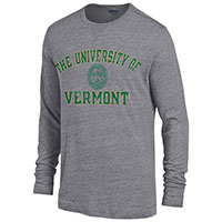 Gear For Sport Long Sleeve Spellout Tri-Blend