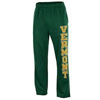 Gear For Sport Vermont Catamounts Opposite Legs Sweatpants