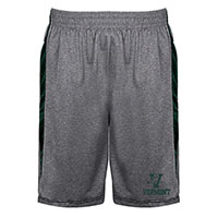 Badger Pro-Heather V/Cat Fusion Shorts
