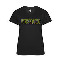 Badger Ladies Vermont Ultimate V-Neck Tee