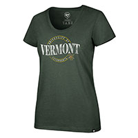 '47 Brand Women's Club Circle Spellout T-Shirt