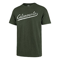 '47 Brand Scrum Scripted Catamounts T-Shirt